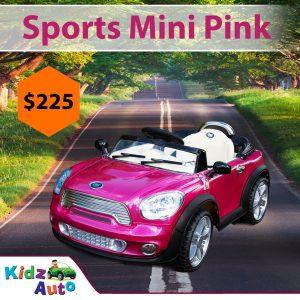 Sports Mini - Pink