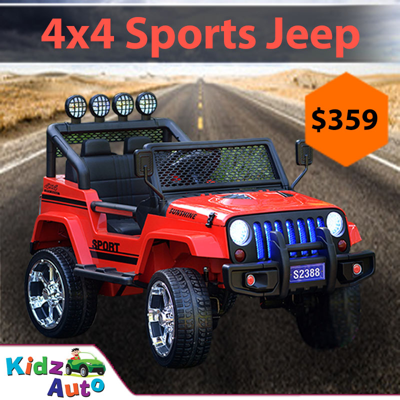 4×4-Sports-Jeep-Red-Ride-on-Car-Featured-Image