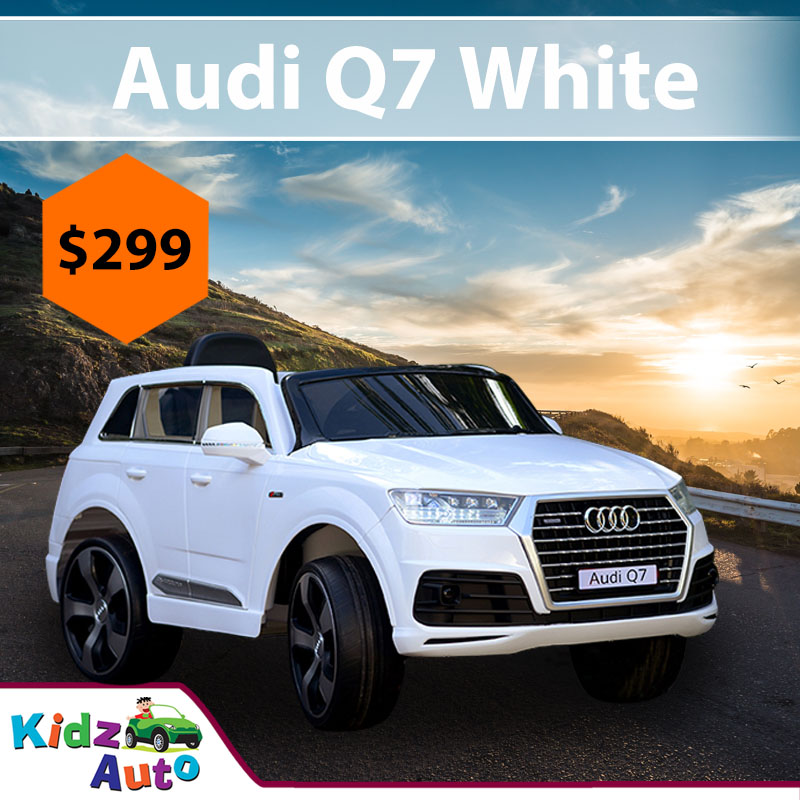 Audi-Q7-White-Ride-on-Car-Featured-Image