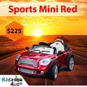 Sports Mini - Red