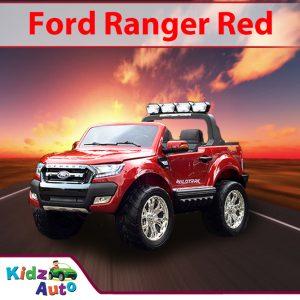 2017 Licensed Ford-Ranger Red