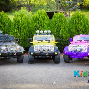 Kidz Auto Jeep Accessories