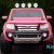 Licensed-Ford-Ranger-Pink-Ride-on-Car-Front