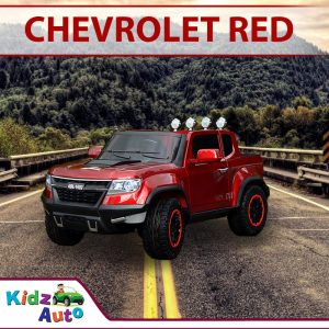 Ride on Car - Chevrolet Red