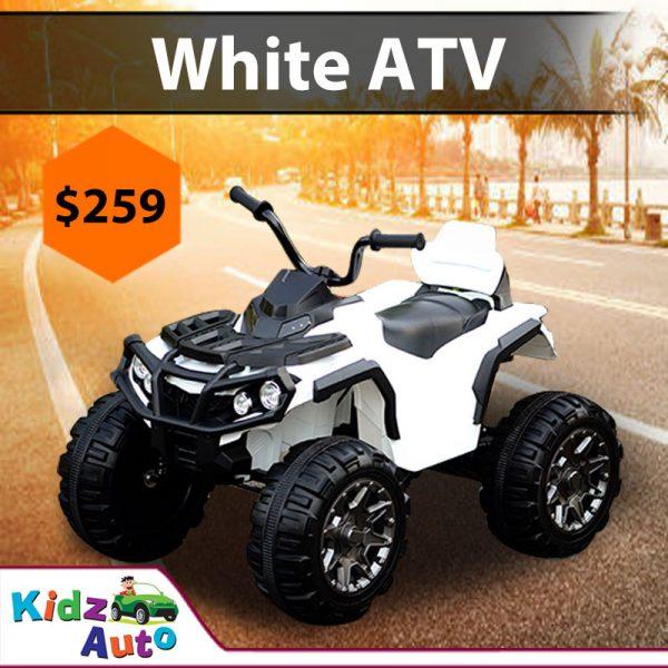 ATV-White-Ride-on-Bike-Featured-Image
