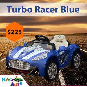Turbo Racer - Blue
