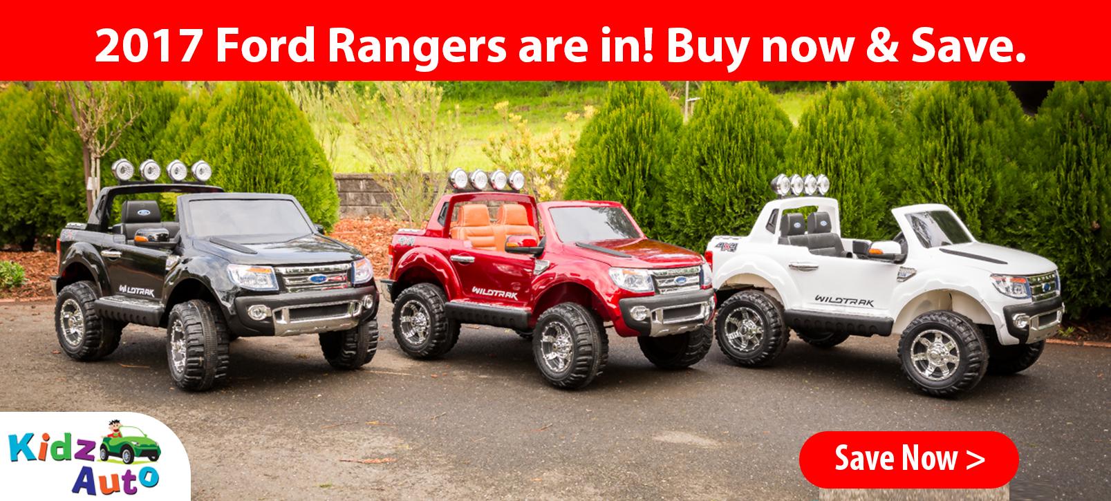 2017 24V Ford Ranger Homepage Image