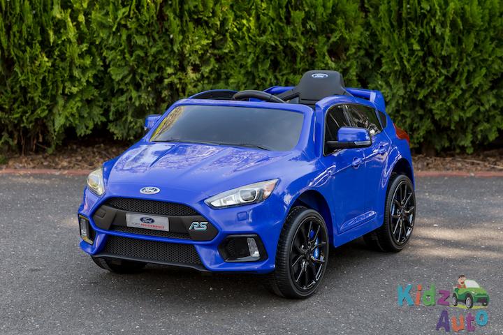 Licensed Ford Focus – Blue – Profile