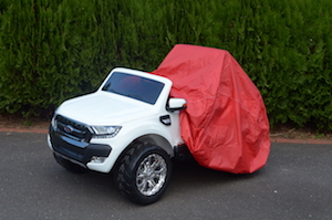Car Cover – Red 3