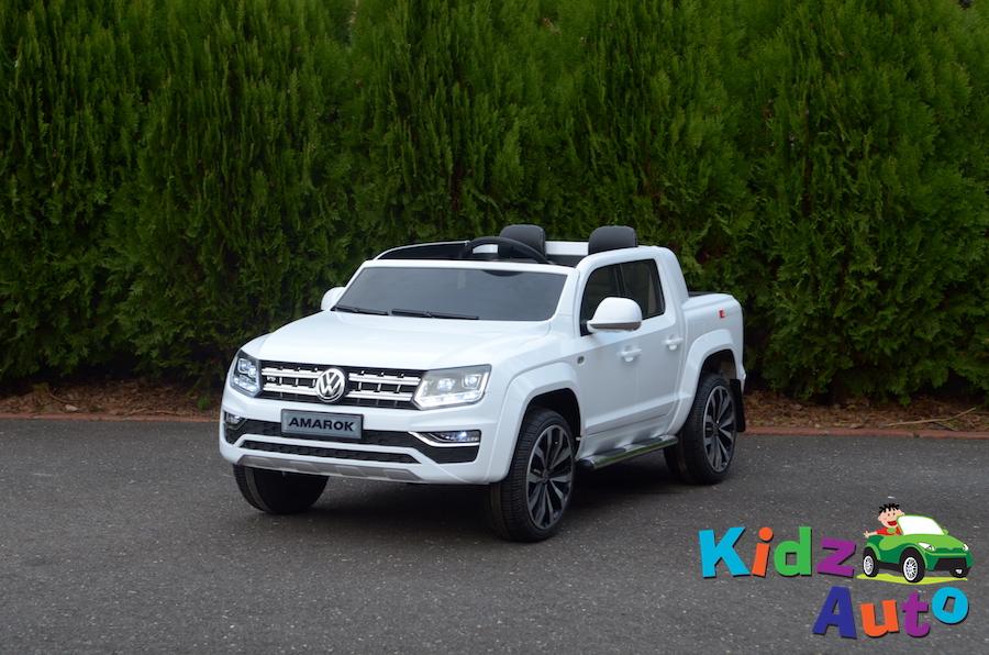 Vw Amarok Usa >> Licensed Volkswagen Amarok White