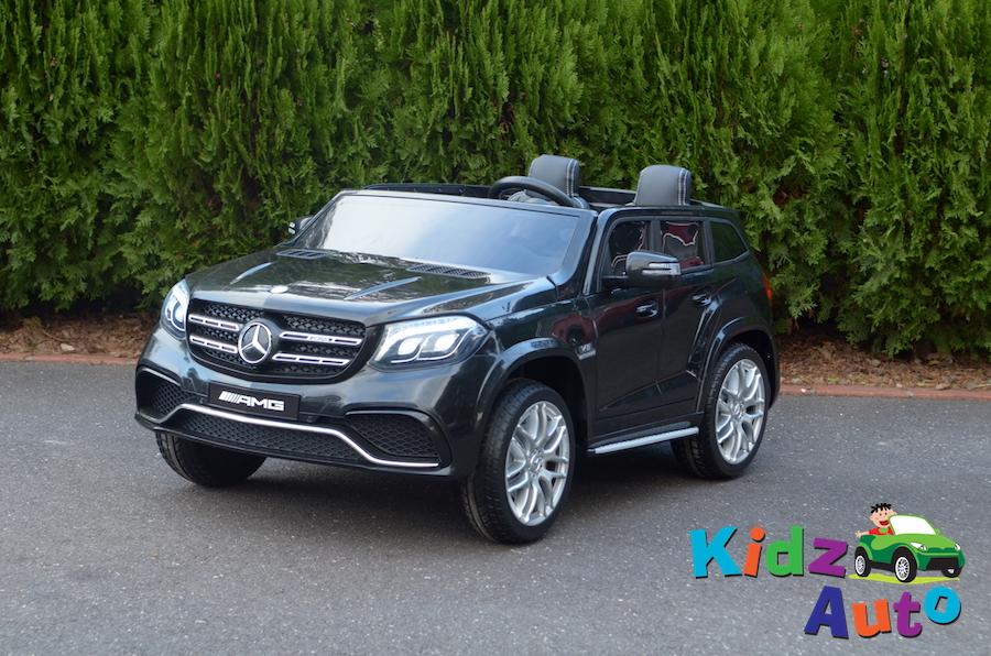 KA441 – Licensed Mercedes GLS63 AMG XL – Black – Profile
