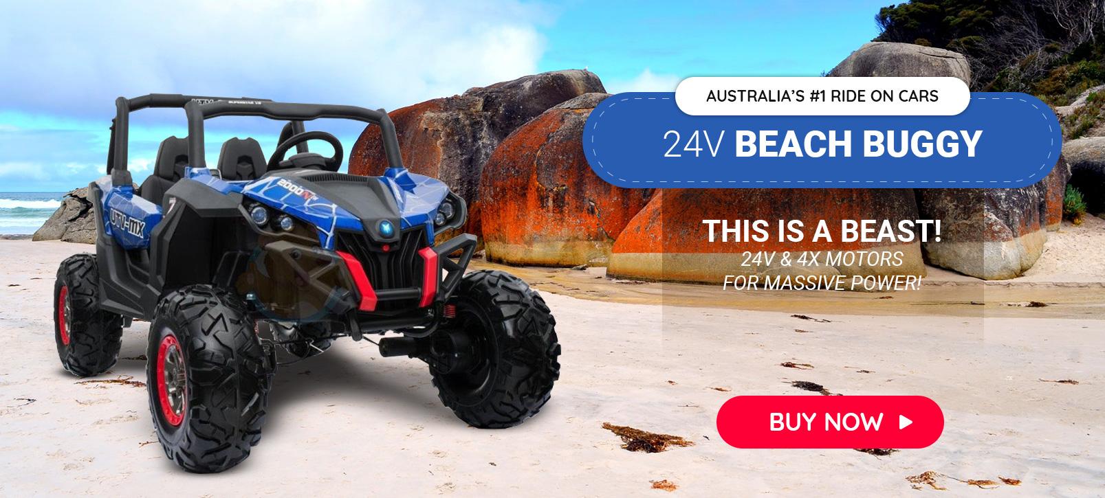 Kidz Auto 24v Beach Buggy