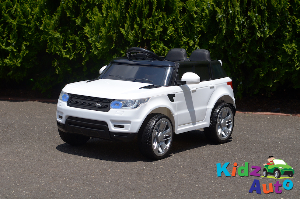 Hedendaags Range Rover - White | Ride On Cars for Kids | Australia DV-27