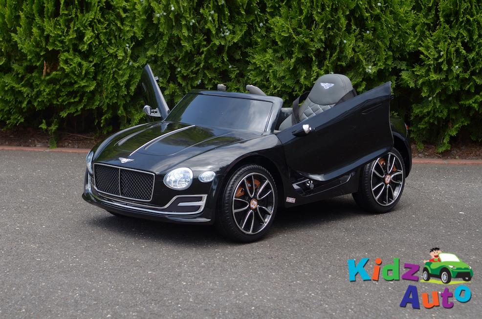 KA331 – Licensed Bently EXP 12 – Black – Profile Doors Open